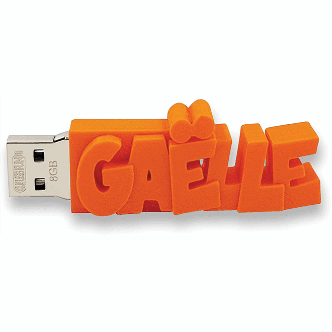 USB Stick mit Namen